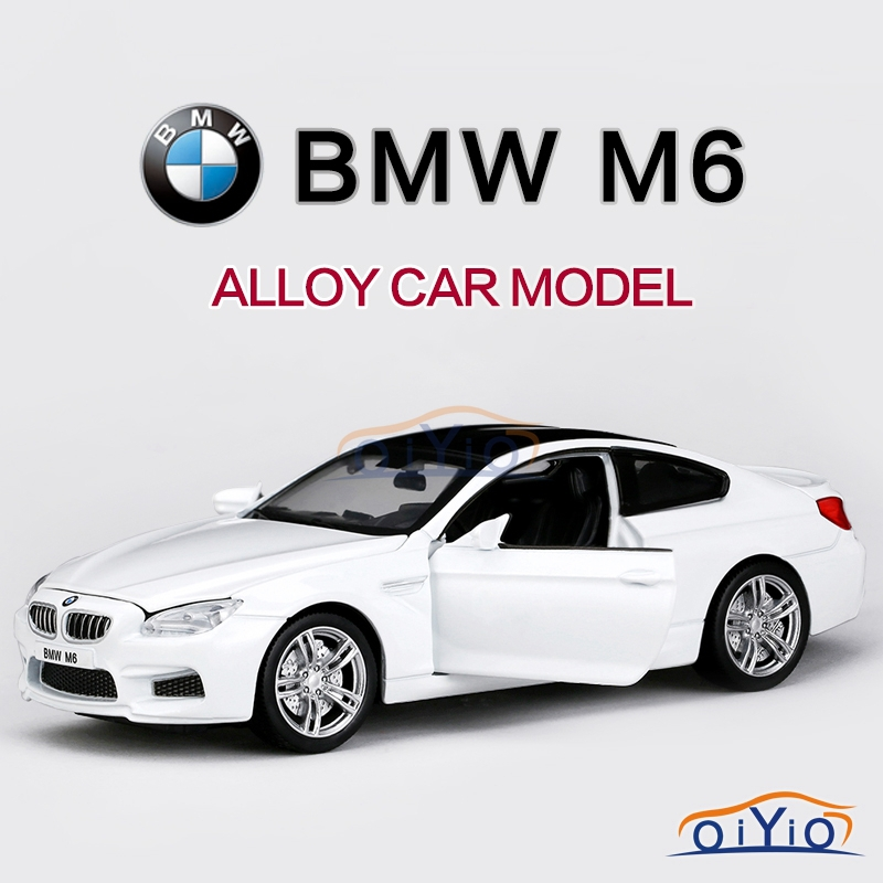 1:32 Bmw M6 Car Models Alloy Diecast Vehicle Hotwheels Car Model Toys With  Sound U0026 Light Warrior #42904 | 4me.click