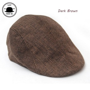 Summer Male Women s Lovers Design Linen Beret Comfortable Breathable Mesh  Cap  35892 561145260c00