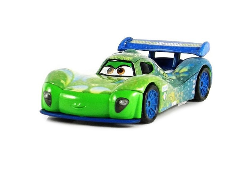pixar cars 2 carla vwloso diecast metal classic toy car 155 for children kids toys thomas and 10287 4meclick