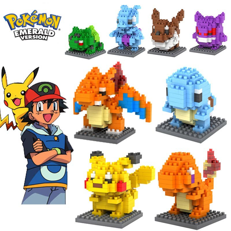 Christmas Eevee.Pokemon Figures Model Toys Pikachu Charmander Bulbasaur Squirtle Mewtwochild Eevee Child Christmas 39713